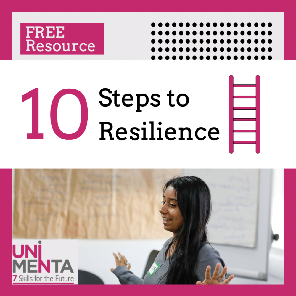 10 steps to resilience
