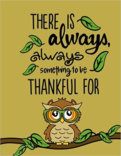 There Is Always Something Gratitude Journal For Kids Unimenta