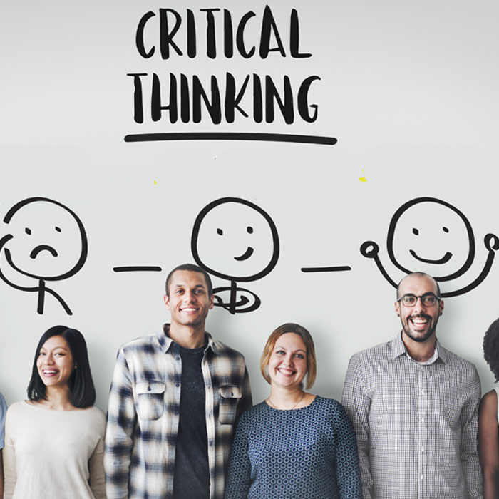 7 skills for young people: Critical Thinking