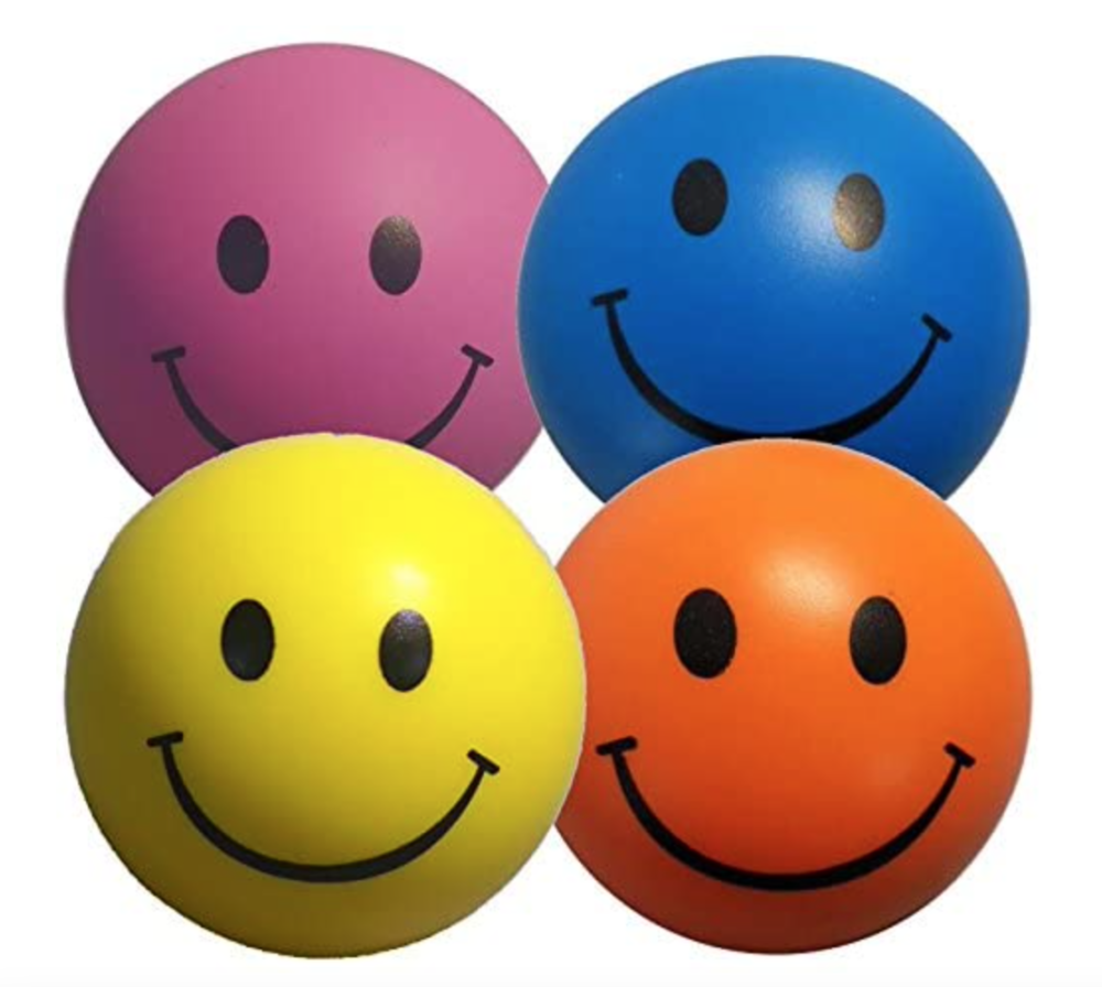 Stress Balls Resilience