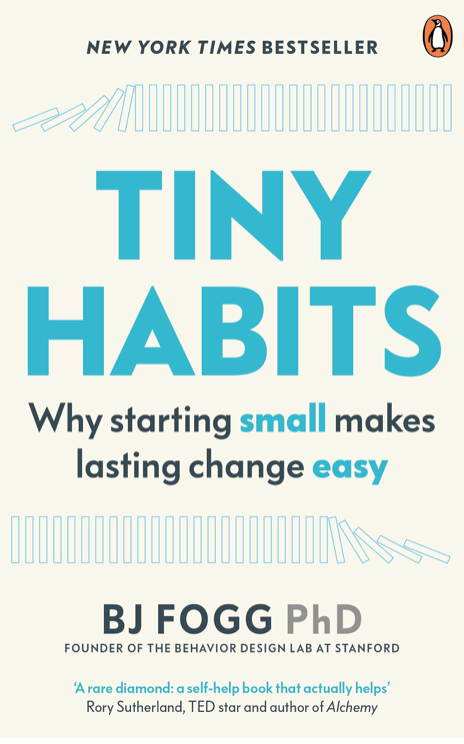 Tiny Habits being proactive